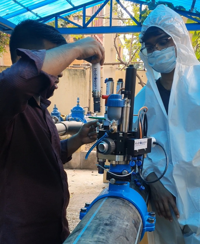 Hydroquo+: A 23-year-old's dream to revolutionise water management in Bangladesh